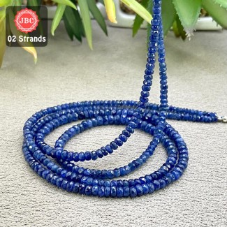 Blue Sapphire 3-5mm Faceted...