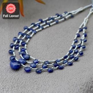 Blue Sapphire 3.5-11.5mm...