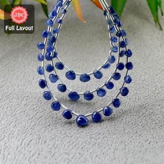Blue Sapphire 3.5-7.5mm...