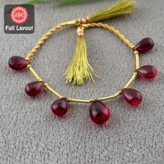 Rubellite Beads 11-16.5mm...