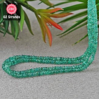 Emerald 3-6.5mm Faceted...
