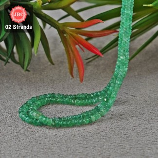 Emerald 3-3.5mm Faceted...