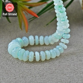 Blue Opal 6.5-6mm Faceted...