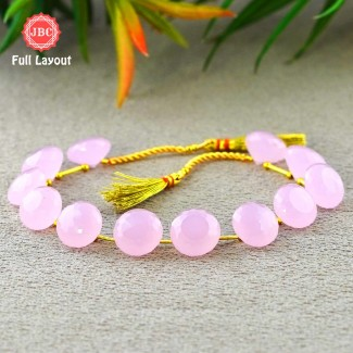 Pink Chalcedony 9-11.5mm...
