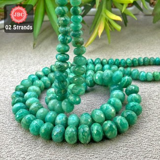 Amazonite 6-12mm Faceted...