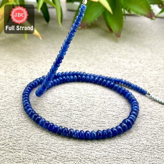 Blue Sapphire 3-5mm Smooth...